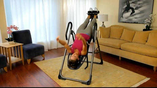 Teeter Inversion Table - image 9 from the video