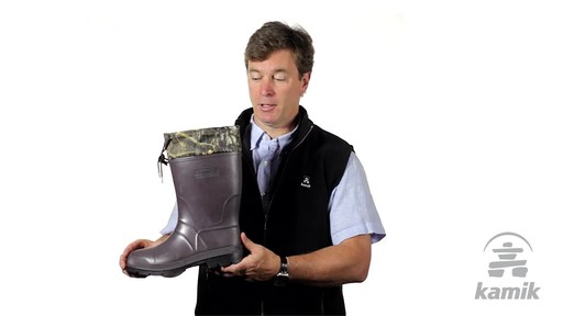 Kamik Bushmaster Hunting Boot - image 2 from the video