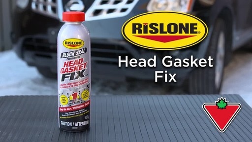 Rislone Head Gasket Fix - image 1 from the video