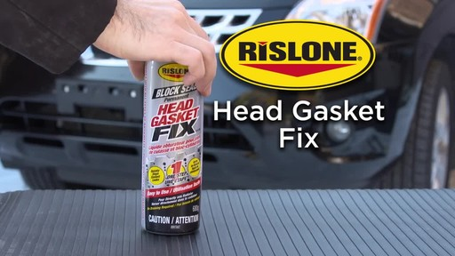 Rislone Head Gasket Fix - image 9 from the video