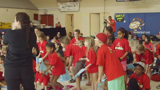 Get in the Game Launch with the Boys and Girls Club of Hamilton - image 2 from the video