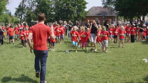 Get in the Game Launch with the Boys and Girls Club of Hamilton - image 7 from the video