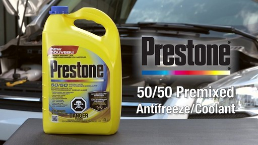 Longlife® Premix Antifreeze/Coolant : Prestone®   - image 1 from the video