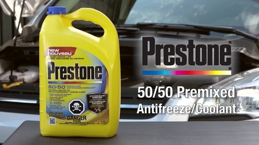 Longlife® Premix Antifreeze/Coolant : Prestone®   - image 10 from the video