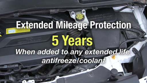 Longlife® Premix Antifreeze/Coolant : Prestone®   - image 7 from the video
