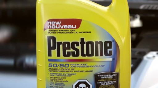 Longlife® Premix Antifreeze/Coolant : Prestone®   - image 8 from the video