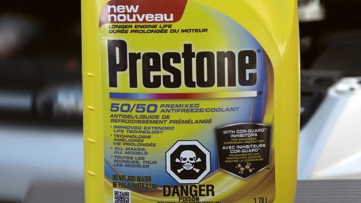 Longlife® Premix Antifreeze/Coolant : Prestone®   - image 9 from the video