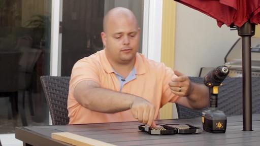 MAXIMUM Titanium Coated Drill Bit Set - Andrew's Testimonial - image 10 from the video
