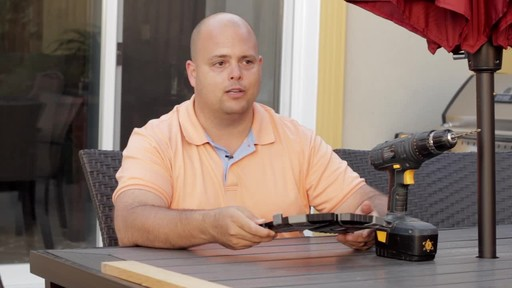 MAXIMUM Titanium Coated Drill Bit Set - Andrew's Testimonial - image 2 from the video