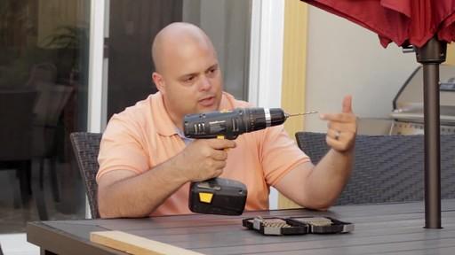 MAXIMUM Titanium Coated Drill Bit Set - Andrew's Testimonial - image 9 from the video