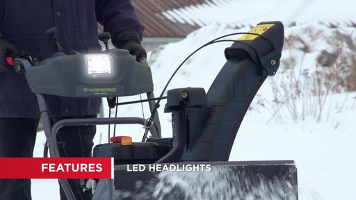 How to Choose a Snowblower - image 10 from the video