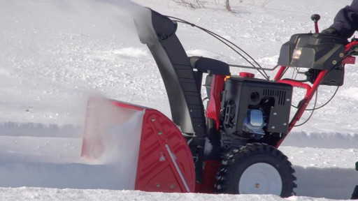 How to Choose a Snowblower - image 5 from the video