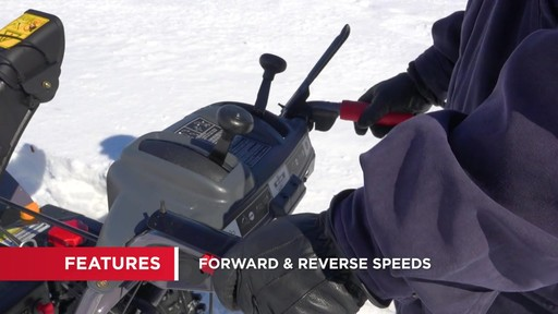 How to Choose a Snowblower - image 9 from the video