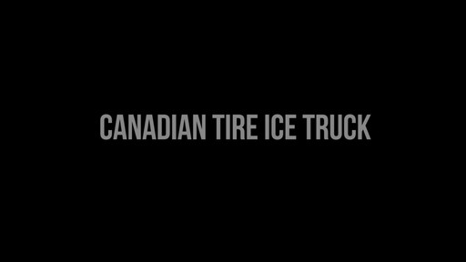 World Record Drive Attempt by the Canadian Tire Ice Truck (Winter 2013) - image 10 from the video