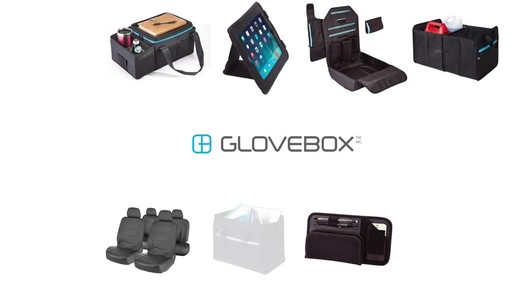 GloveBox Tablet Accessory - image 10 from the video