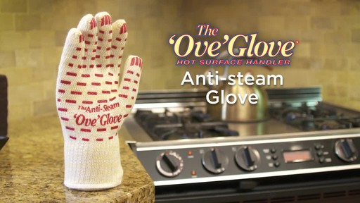 Anti-Steam Ove Glove - image 1 from the video