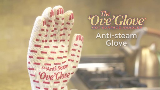 Anti-Steam Ove Glove - image 10 from the video