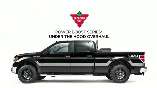 Under the Hood Overhaul - Power Boost Series  - image 1 from the video