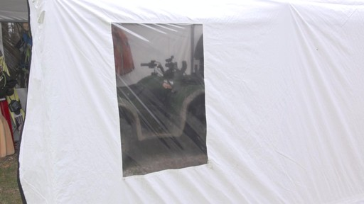 ShelterLogic Accelaframe™ HD Shelter - Richard's Testimonial - image 9 from the video