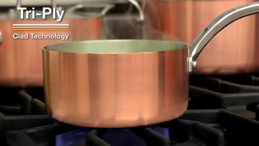 Lagostina Copper Clad Cookware Set 12 Pc 187 Kitchen Amp Bath