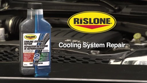 Rislone Cooling System Repair - image 1 from the video