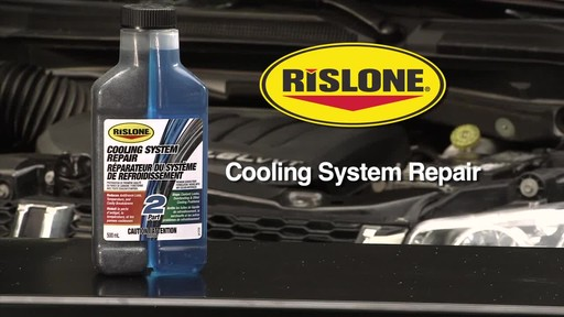 Rislone Cooling System Repair - image 10 from the video