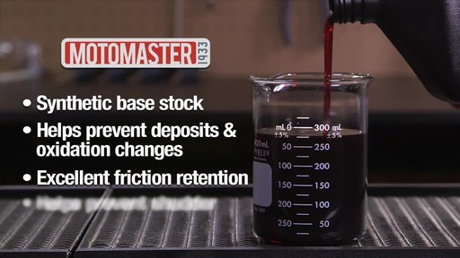 MotoMaster Multi-Vehicle Automatic Transmission Fluid - image 3 from the video