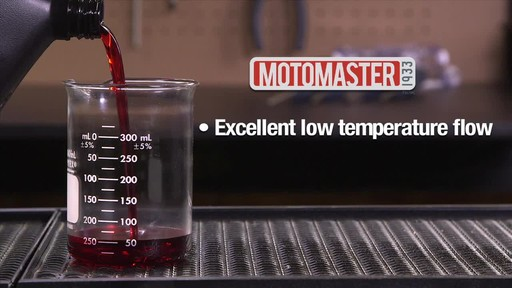 MotoMaster Multi-Vehicle Automatic Transmission Fluid - image 6 from the video