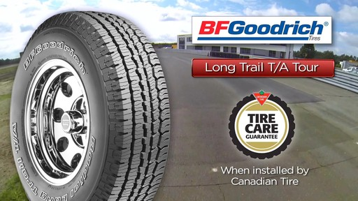 BFGoodrich Long Trail T/A Tour  - image 10 from the video