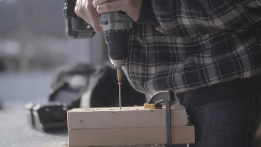 MAXIMUM 20V Brushless Drill Driver- Brandon's Testimonial - image 4 from the video