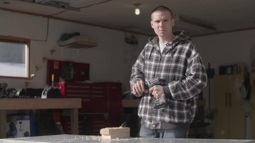 MAXIMUM 20V Brushless Drill Driver- Brandon's Testimonial - image 6 from the video