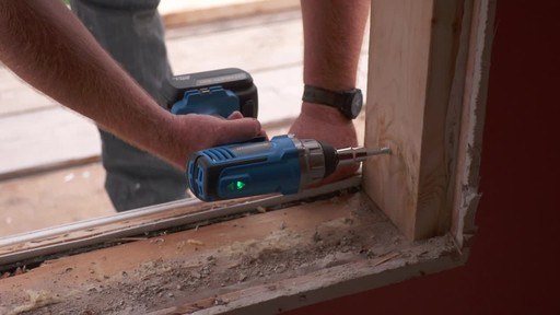 Mastercraft 20V Max High Torque Impact Wrench - image 4 from the video