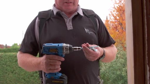 Mastercraft 20V Max High Torque Impact Wrench - image 7 from the video