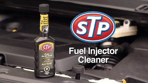 STP Fuel Injector Cleaner - image 1 from the video