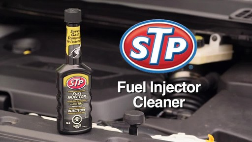 STP Fuel Injector Cleaner - image 10 from the video