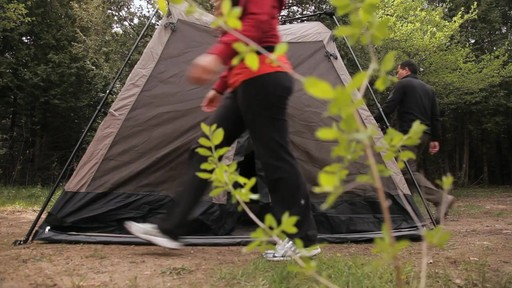 Mendez Family's Review of the Coleman Instant Tent from Canadian Tire - image 4 from the video