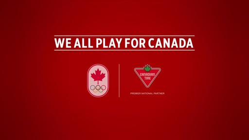 Team Photo – 30 second commercial From Canadian Tire (We all play for Canada) - image 10 from the video