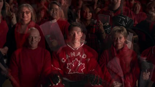 Team Photo – 30 second commercial From Canadian Tire (We all play for Canada) - image 3 from the video