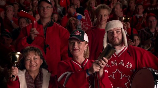 Team Photo – 30 second commercial From Canadian Tire (We all play for Canada) - image 6 from the video