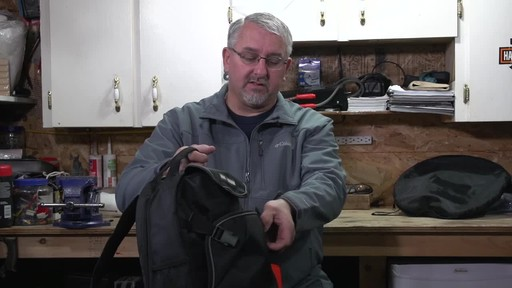 MAXIMUM Tool Org Backpack - Brian's Testimonial - image 1 from the video