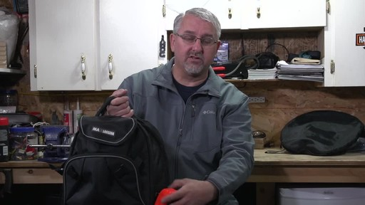 MAXIMUM Tool Org Backpack - Brian's Testimonial - image 4 from the video