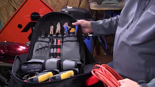 MAXIMUM Tool Org Backpack - Brian's Testimonial - image 6 from the video