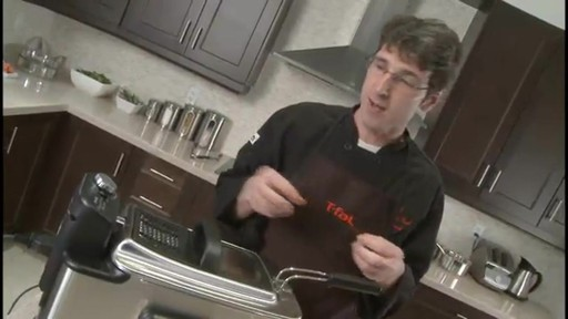 EZ Clean Deep Fryer Recipes - image 2 from the video