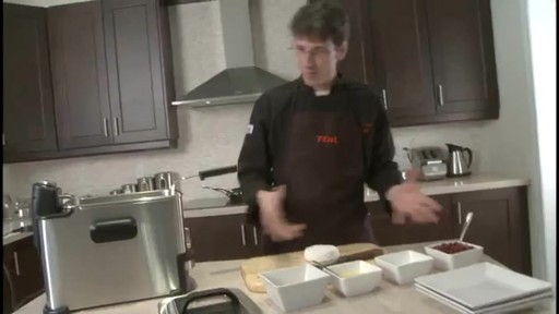 EZ Clean Deep Fryer Recipes - image 4 from the video