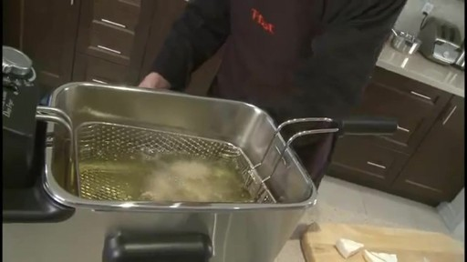 EZ Clean Deep Fryer Recipes - image 7 from the video