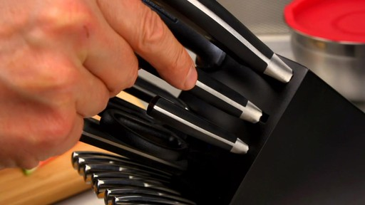 Henckels Forged Aviara Knife Set, 17-pc - image 2 from the video