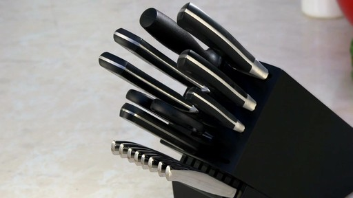 Henckels Forged Aviara Knife Set, 17-pc - image 3 from the video