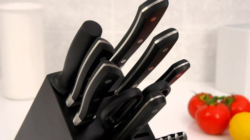 Henckels Forged Aviara Knife Set, 17-pc - image 9 from the video