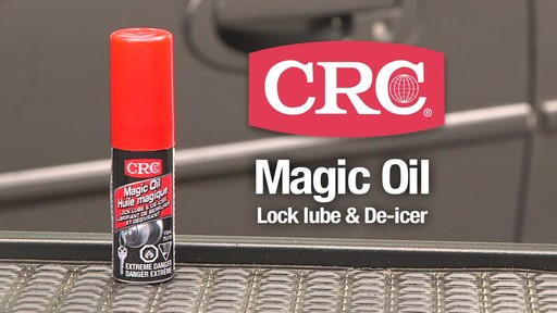 CRC Magic Oil Lube and De-Icer » English | Canadian Tire