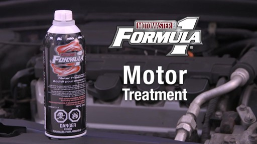 Formula 1 Motor Treatment - image 1 from the video